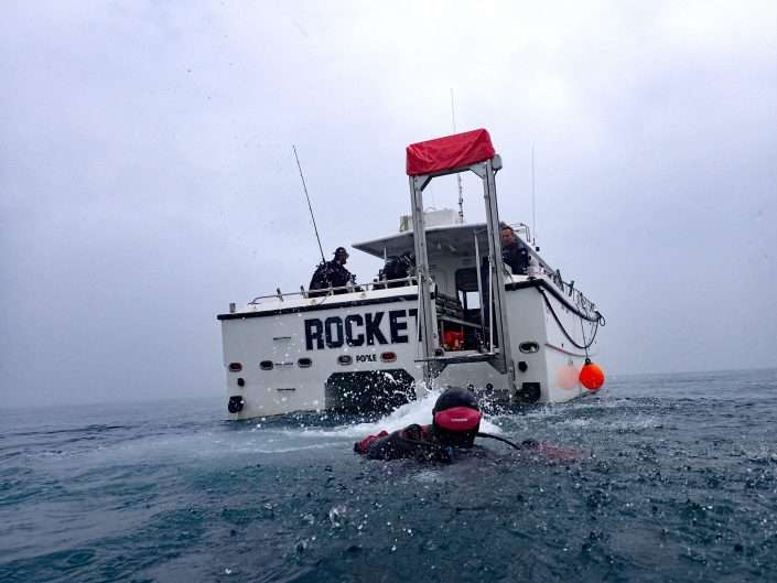 UK Diving - Black Hawk Bow